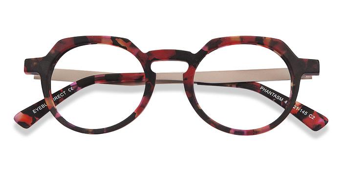 Speckled rose Phantasm -  Acetate Eyeglasses