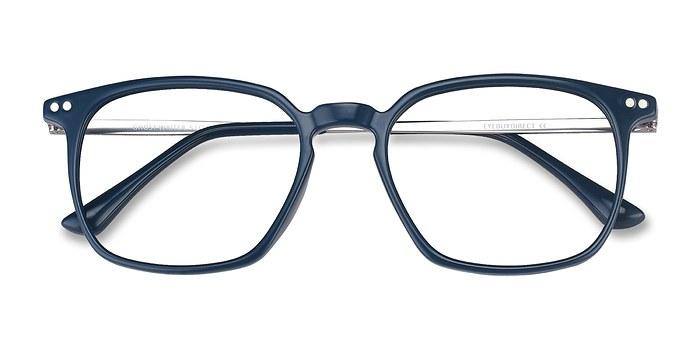 Green Ghostwriter -  Metal Eyeglasses