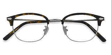 Tortoise Links -  Metal Eyeglasses