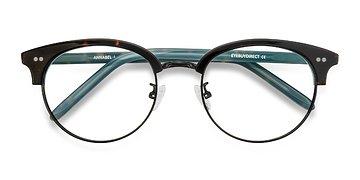 Tortoise Annabel -  Acetate Eyeglasses
