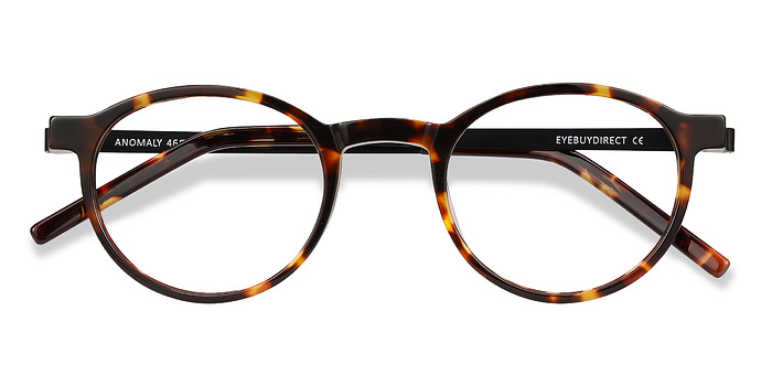 Tortoise Anomaly -  Acetate Eyeglasses