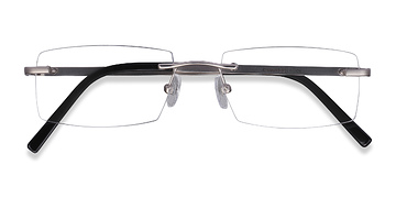 Silver Collector -  Metal Eyeglasses