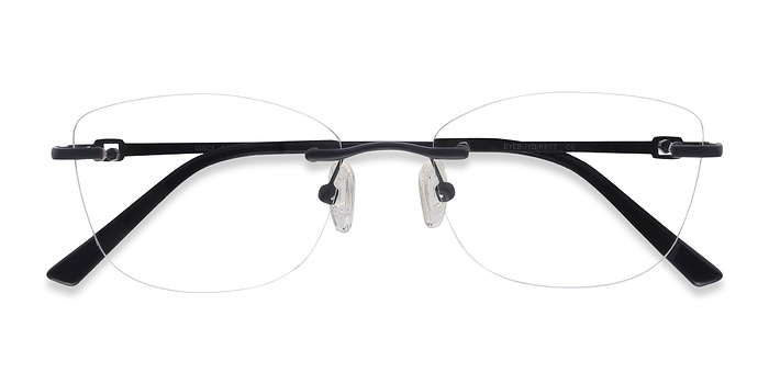 Black Vince -  Metal Eyeglasses
