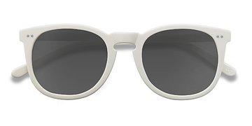 Cream Ethereal -  Acetate Sunglasses