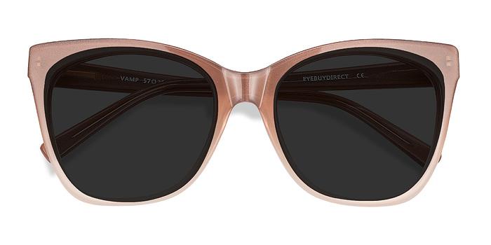 Brown Vamp -  Acetate Sunglasses
