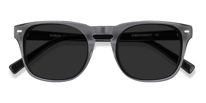 Gray Daikon -  Acetate Sunglasses
