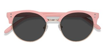 Pink Samba -  Metal Sunglasses