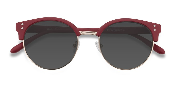 Red Samba -  Metal Sunglasses