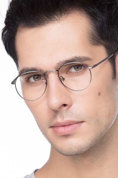 Pensive - men model image